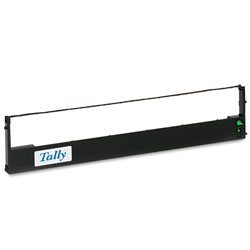 Tally Nylon Ribbon for T2140 Dot Matrix Printer, Black
