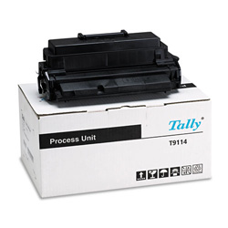 Tally Toner/Drum Cartridge for /T9114, Black