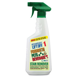 #1 Food, Beverage & Protein Stain Remover, 22 oz. Trigger Spray