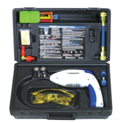 Mastercool Complete Electronic Leak Detector with UV Light and 10 Application Dye Kit