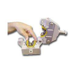Mastercool Manually Operated A/C Hose Crimper