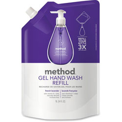 Method Products Lavender Soap Dispenser Refill, 34 Oz, Moisturizing