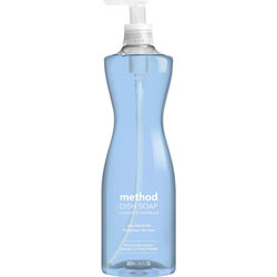 Method Products Dish Pump, Sea Minerals, 18 oz. Pump Bottle