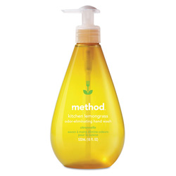 Method Products Lemon Bottled Soap, 18 Oz