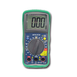 Mountain Digital Multimeter w/Built In Temperature Readings