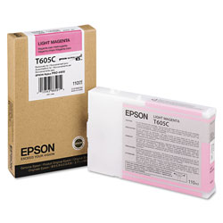 Epson T605C - Print Cartridge