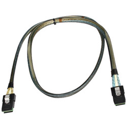 Startech Internal Mini-SAS Cable SFF-8087 To SFF-8087 w/ Sidebands - Serial Attached SCSI (SAS) Internal Cable - 1.6 Ft