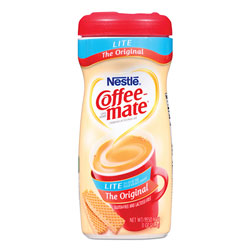 Coffee-Mate® 74185 Coffee Creamer, Lite, 11 Ounces
