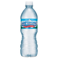 Ice Mountain Natural Spring Water, 16.9 oz Bottle, 40 Bottles/Carton