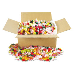 Office Snax Fancy Assorted Hard Candy, Individually Wrapped, 10lb Box