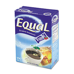 Equal® Single Packets with Nutrasweet