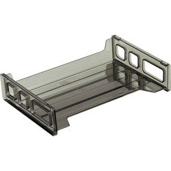 "Officemate Side Loading Stackable Desk Tray, 13 3/16""x9""x2 3/4"", SM"