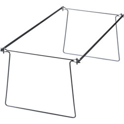 "Officemate Adjustable Hanging Folder Frames, 12 5/8""x9 1/8"", Letter"