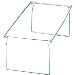 "Officemate Hanging Folder Frames, 12 5/8""x9 1/8"", Adjusts 24"" 27"", Ltr"