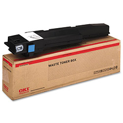 Okidata Waste Toner Collection Bottle for C9600/C9800 Series