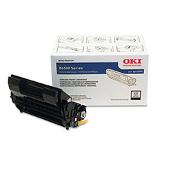 Okidata Black Toner Cartridge for B6500