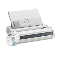 Okidata ML186 Dot Matrix Printer (Parallel)