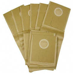Oreck Replacement Bags, for XL Pro14, 10/PK, Tan