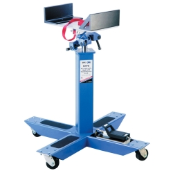 OTC Air Assisted 2,000 lb. Capacity High Lift Transmission Jack for Trucks and Buses