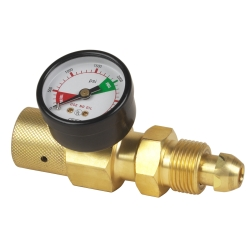 OTC 100 PSI Preset Nitrogen Pressure Regulator
