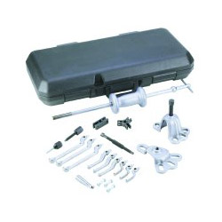 OTC 10 Way Slide Hammer Puller Set w/Plastic Case