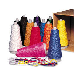 Pacon Trai tex Double Weight Yarn Cones