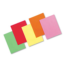 "Riverside Paper Assorted Bright Colored Bond Paper, 24 lb., 8 1/2"" x 11"""