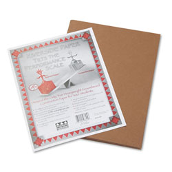 "Riverside Paper Construction Paper, 9"" x 12"", Brown"