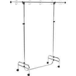 "Pacon Pocket Chart Stand, Adjustable 42"" to 77"" W 48"" to 78"" H"