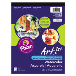 Pacon Watercolor Paper Pad