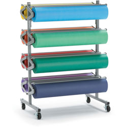 Pacon Horizontal Rack for Paper Rolls
