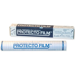 "Pacon Protecto Film, 18""x65', Clear"