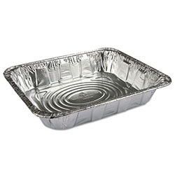 Pactiv 1/2 Size 120 oz Deep Steamtable Pan