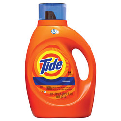 Procter Amp Gamble Tide He Laundry Detergent Original