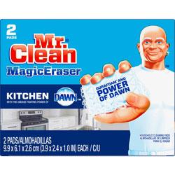 Procter Amp Gamble Mr Clean Magic Eraser Kitchen Scrubber
