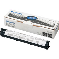Panasonic Toner Cartridge for Multifunction Fax Machines KX FL501/KX FLM551