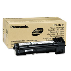 Panasonic Toner Cartridge for Fax Machine UF490