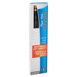 Papermate® Black Warrior Pencils, #2 Medium Soft Lead