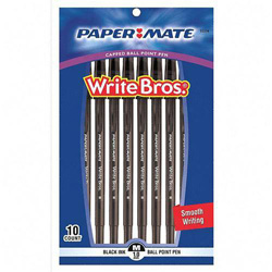 Papermate® Medium Point Ballpoint Pen, Black