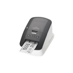Brother QL 710W - Label Printer - B/W - Direct Thermal