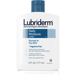 Lubriderm® 48826 Skin Therapy Lotion in a Flip Top Container, 6 Ounces