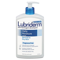 Lubriderm® 48856 Skin Therapy Hand and Body Lotion, 16 Ounces