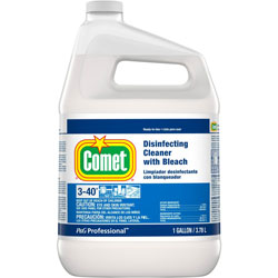 Comet® Cleaner w/Bleach, 128 oz Bottle