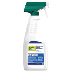 Comet Cleaner w/Bleach, 32 oz., Plastic Spray Bottle, Fresh Scent