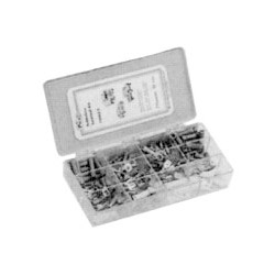 Pacific Industrial 175 Piece Solderless Terminal Kit