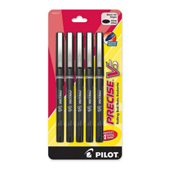 Pilot Extra Fine Point Rolling Ball Pen, Black