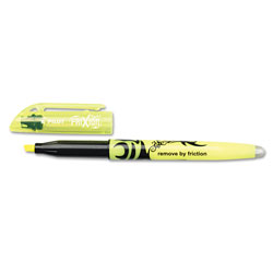 Pilot Erasable Highlighter, Fine Point, Fluorescent Yellow
