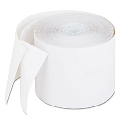 "PM Company Two-Ply Recycled Calculator Receipt Roll, 2 1/4"" x 90 Ft."