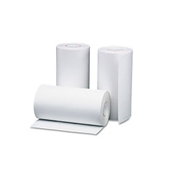 "PM Company Bulk Single-Ply Thermal Cash Register/Point of Sale Rolls, 1-1/2"" x 40 ft, 10/Pack"
