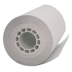 "PM Company Bulk Register Roll, 1 Ply Thermal, 2 1/4""x55', 50/Pack, White"